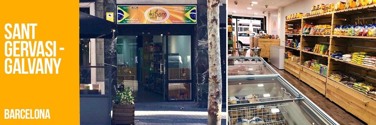 Tienda Comida Brasileña Barcelona
